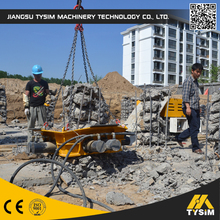 hydraulic concrete cutting machine KP400S, hydraulic breaker for excavator