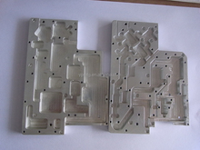 metal parts fabrication cnc machining servcie, cnc milling aluminum box/ case/ frame cnc milling parts manufacture