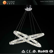 Cross Planet Modern LED Hanging Pendant Lamp OM88067