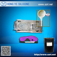 Cast shoe mold liquid silicone rubber for Aluminum die castings and shoe's molding