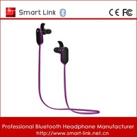 Factory Portable Mini Stereo Bluetooth Helmet Headset With Microphone