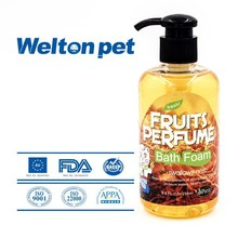 Fruits Perfume Bath Foam for cats * swallows' nest