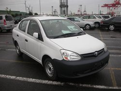 2003 Toyota Platz F B PACKAGE SCP11-0071195 Used Cars From Japan (84752)