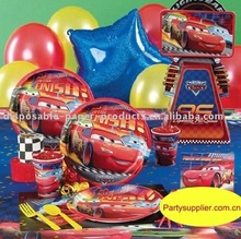 Cars Party Pack