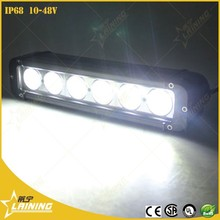 Alibaba in russian Single Row 10w Manufacturer Hot Sale car led tuning light for Truck forklift car boat motorcycle