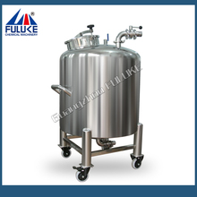 FLK hgh quality stainless steel alcohol still with rollers