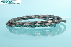 supply professional diamond wire saw for stones
