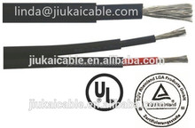 Australian dc solar cable 2.5mm/4mm/6mm XLPE insulated for solar panel