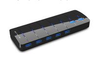 7 Port USB 3.0 HUB included charge function, 2 in 1 USB hub, usb 3.0 hub
