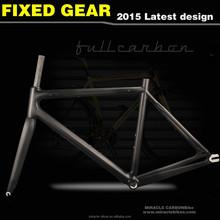 2015 First Sight Fixed Gear $1 Carbon Fiber Fix For