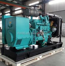 AC Three Phase Output Type 6BTAA5.9-G2 Power Generator With Cummins Engine