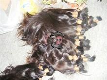 Overseas Original Indian Cheap Hair Loose Bulk Hair Wholesale Braiding For Wig Making