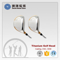 Hot sale titanium ti cast animal golf club head cover supplier in China