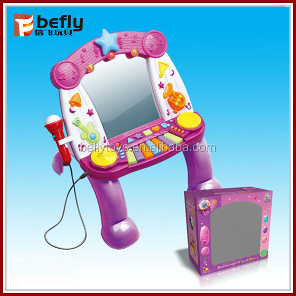 Plastic Musical Baby Learning Walker
