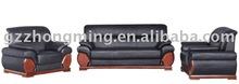 2014 sofá de cuero moderno ajustado SF-008