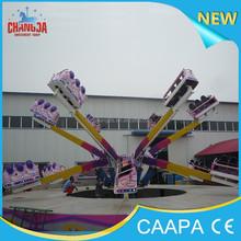 2015 Changda 30 seats thrilling theme park rotating bounce, adult carnival rides,changda carnival park ride