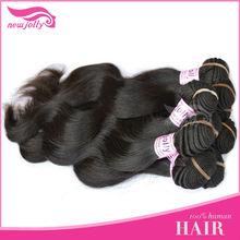 Wholesale Grade AAAA no chemical all length blonde virgin human hair bulk