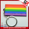 2015 New special 3D soft pvc keychain