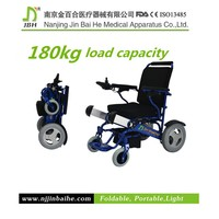 electric wheelchair for physically disabled