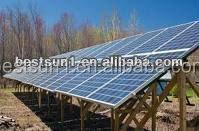 Bestsun MPPT controller 10kw solar power ip camera