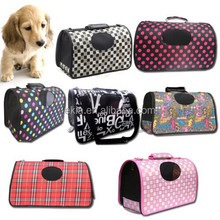 Soft Portable Pet Travel Carrier Bag For Dog Puppy