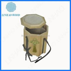 Hot Sale China Casket Manufacturer, Funeral Casket, Wood Casket