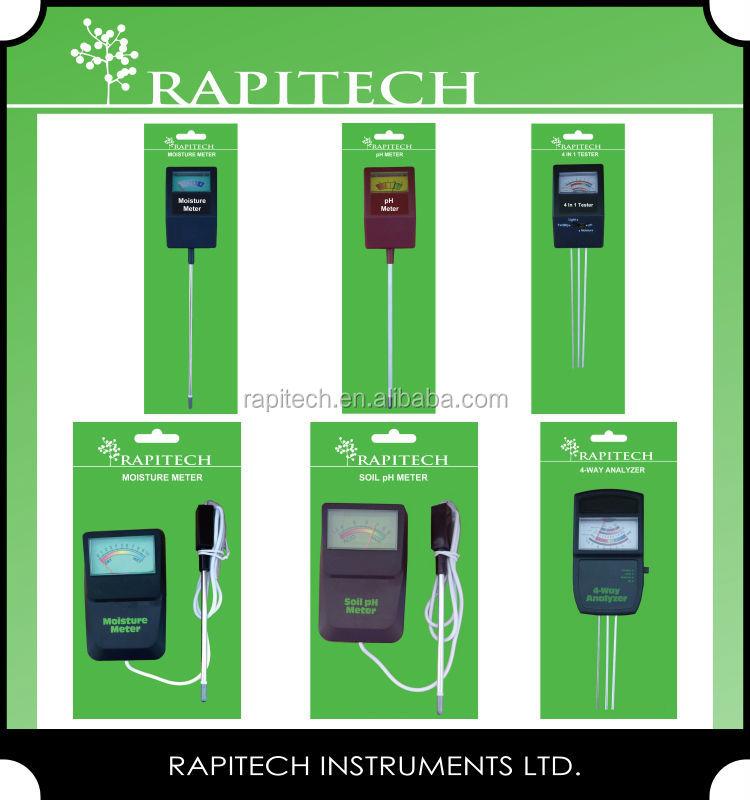 Garden Soil Ph Tester Soil Test Kit | Testing Equipment Manufacturers