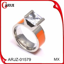 Companies looking for distributors titanium ring women's silver rings diamond ring for wife
