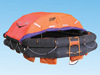 2015 Hot Sale Solas Med Approved self inflating life raft