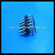 TJC8 2.54mm 40 pin header connector double row right angle
