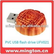 promotion cake shape usb flash memory