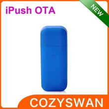 2015 best Ezcast iPush OTA H-DMI dongle wireless vga miracast