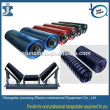 Popular in Asia conveyor drum roller for bulk handling conveyor rollers for mines