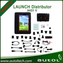 Launch X431 V Launch X431 Scanner Support Online One-Click Update and almost all cars It is Original X431 Pro