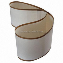 Brown PTFE high temperature conveyor belt