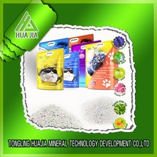 2015 china bentonite cat litter manufacturer mineral for cat