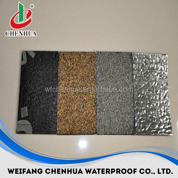 Sbs app elastomeric bitumen flexible roofing material made for Flexible roofing material