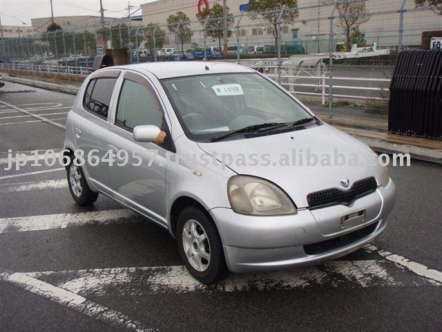 Les voitures d'occasion TOYOTA VITZ / YARIS 2000