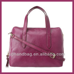 2015 Famous Brand Fashion genuine leather designer fancy ladies side bags