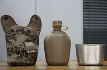 2015 the best selling military drinking bottle set for promotion