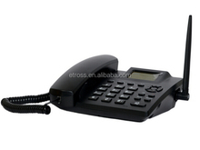 GSM fixed wireless phone FWP 6188 FM function