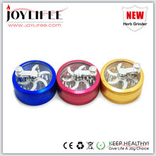 Best price various types colorful metal smoking grinder weed crusher