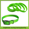 hot sales practical tpu dog collar with pearl nickle