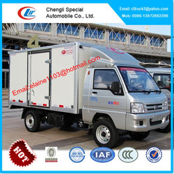 Foton mini cargo van for sale,china mini van truck