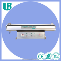 48GPM 11T SUS304 RO Reverse Osmosis bacteriostatic water sterilization