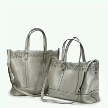 2015 the most popular handbag elegance genuine leather handbag italian leather ladies bag