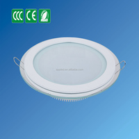 china supplier led light glass panel light wiht changing color