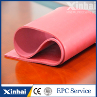 China high quality vulcanized rubber sheet with low price