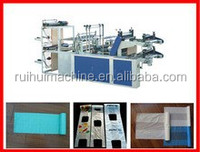 PLC control plastic/paper dialysis bag making machine