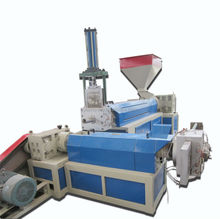 Supply Hot sale Waste PP PE ABS plastic recycling granulating production line